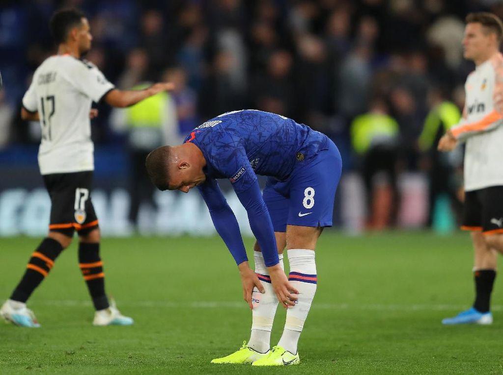 Lampard: Barkley Memang Eksekutor Penalti Chelsea
