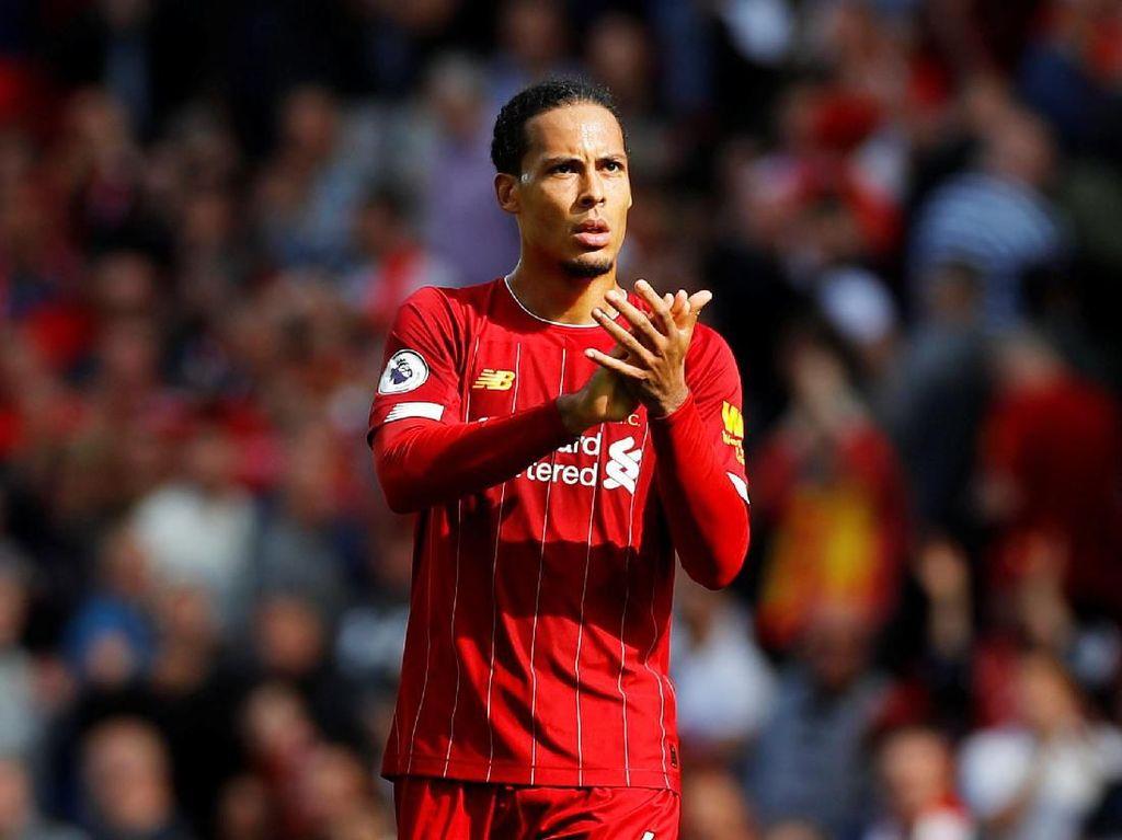 Van Dijk: Tenang, Liverpool Sudah Belajar dari Pengalaman Musim Lalu