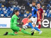 Napoli Jangan Cuma Bagus Saat Ketemu Liverpool