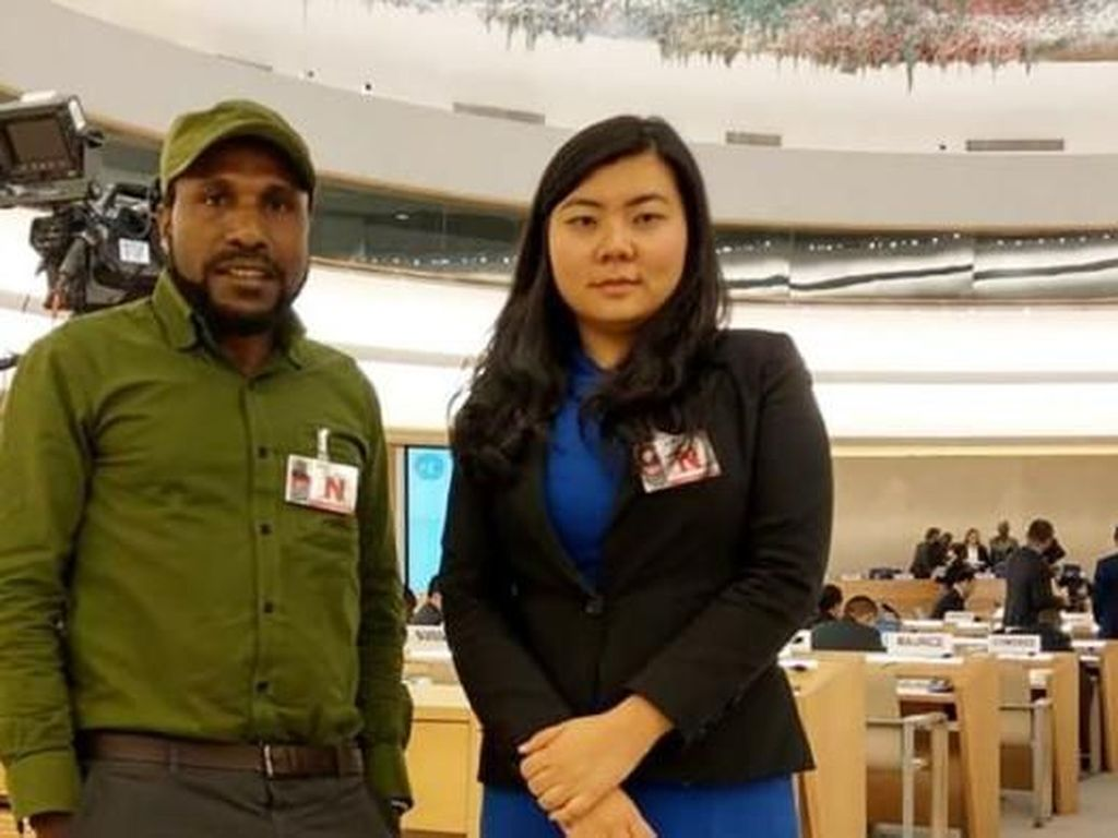 Blokir Rekening Veronica Koman, Polda Jatim Segera Terbitkan Status DPO