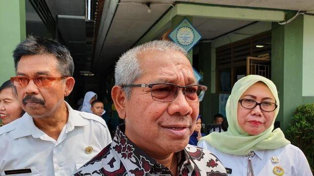 Inspektur Jenderal Kemendikbud Muchlis Rantoni Ludin.