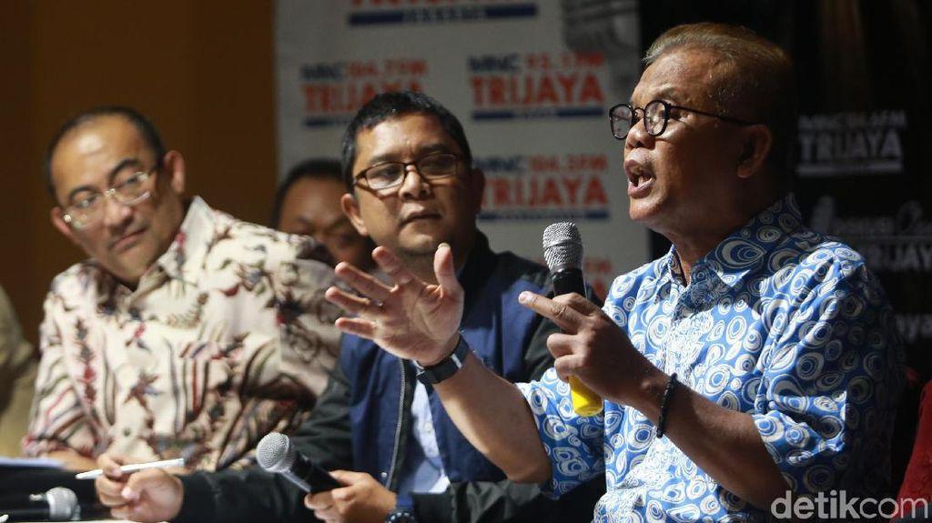 Diskusi Pemberantasan Korupsi dengan UU KPK Hasil Revisi