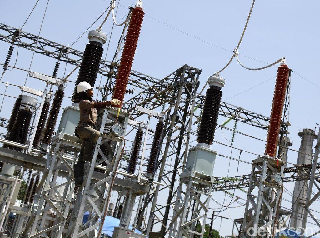 Update Pembangkit dari Proyek 35.000 MW: Sudah Operasi 3.860 MW