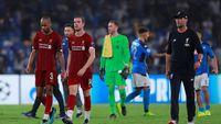Musim Lalu Liverpool Kalah dari Napoli dan Jadi Juara, Bagaimana Kini?