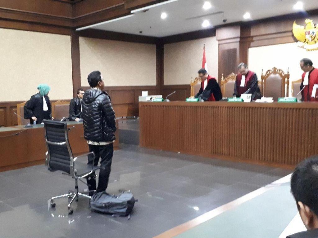 Sakit Diare, Sidang Romahurmuziy Ditunda Hakim