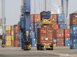 Jokowi Minta Sistem Logistik Nasional Diawasi KPK
