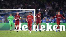 Kecerobohan Bek di Menit Akhir Bikin Liverpool Gigit Jari