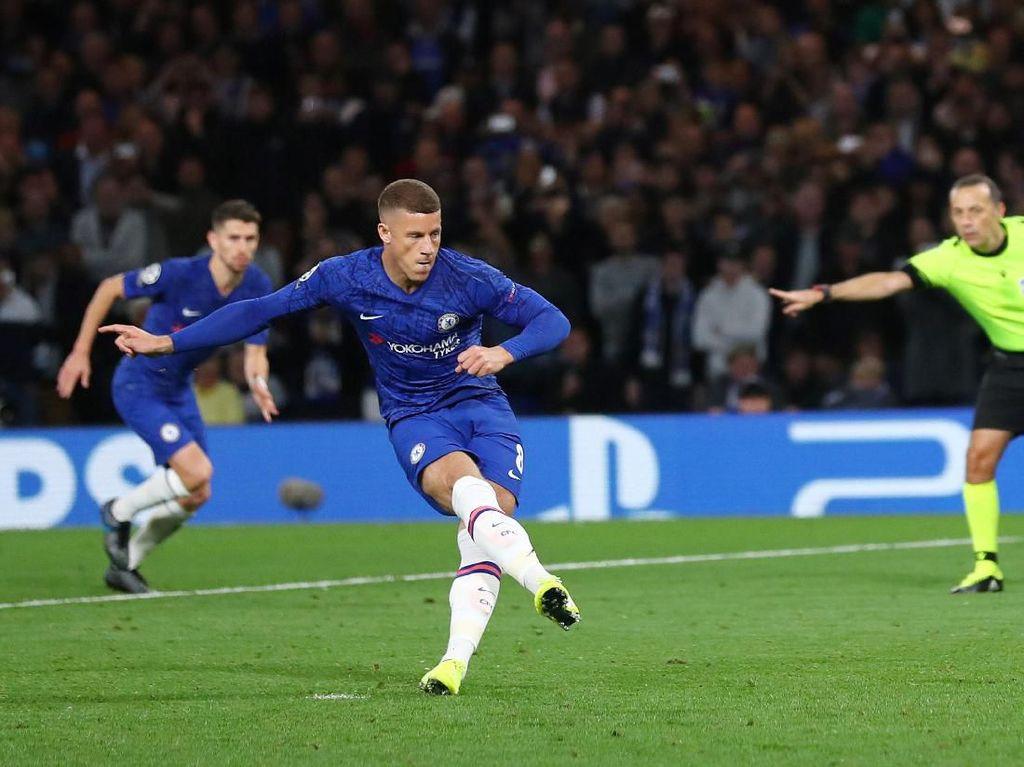 Tersisih dari Chelsea, Ross Barkley Dipinjamkan ke Aston Villa