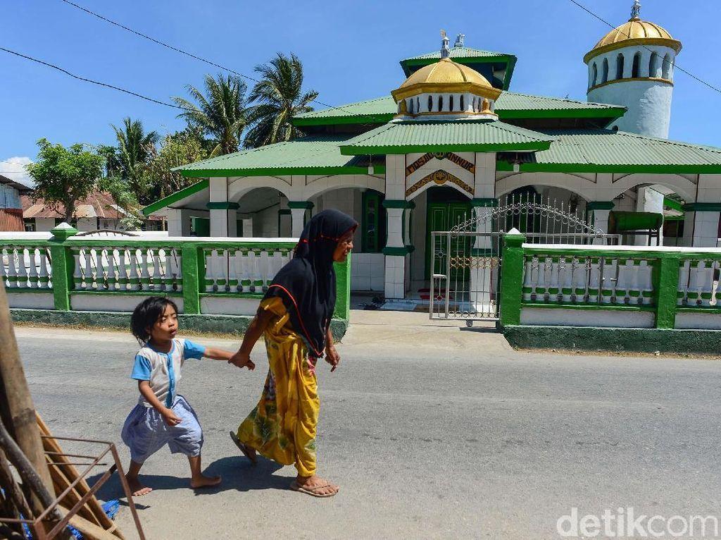Masjid Tua di Rote, Bukti Toleransi Masyarakat NTT Sangat Tinggi