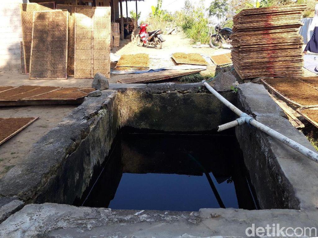 Pipa Air Bersih Warga Rusak Imbas Kebakaran Gunung Merbabu