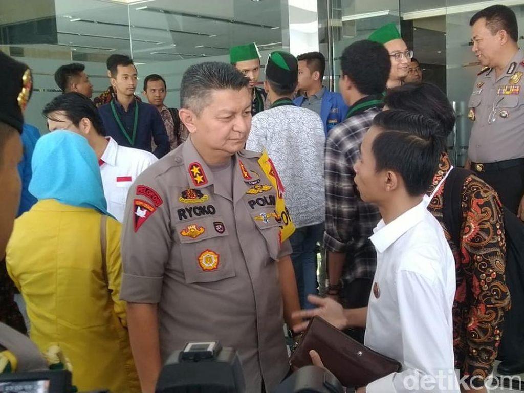 Masih Ada Peledak, Olah TKP Gudang Brimob Semarang Belum Bisa Digelar