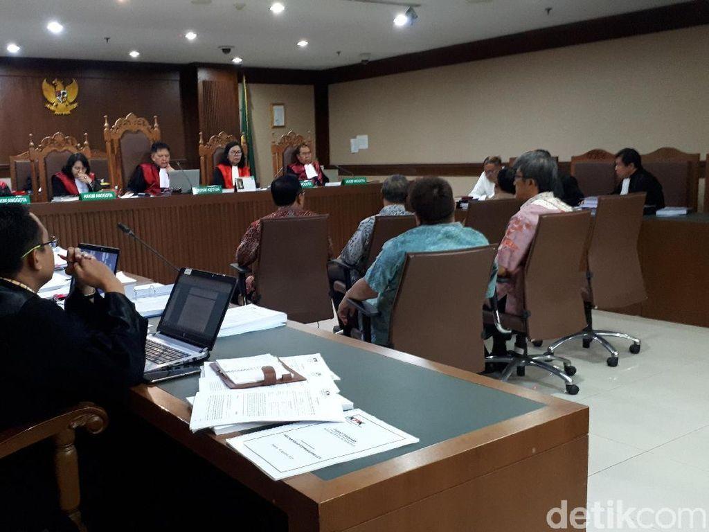 Sidang e-KTP, Eks Pejabat Kemendagri Ngaku Beri Rp 4 M ke Markus Nari