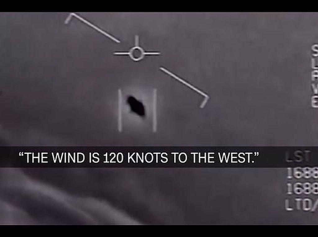 Kesaksian Pilot AS yang Melihat Penampakan UFO