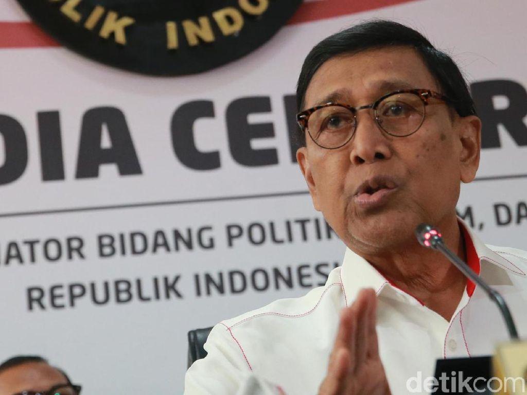 Hukum Sepekan: Wiranto Gugat Eks Bendum Rp 23 M-Ortu Tuntut SMA Gonzaga Disita