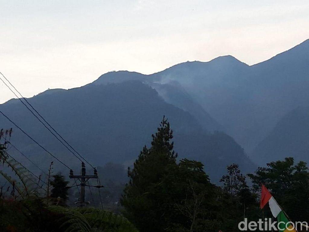 Gunung Merbabu Terbakar, 5 Desa di Boyolali Krisis Air Bersih