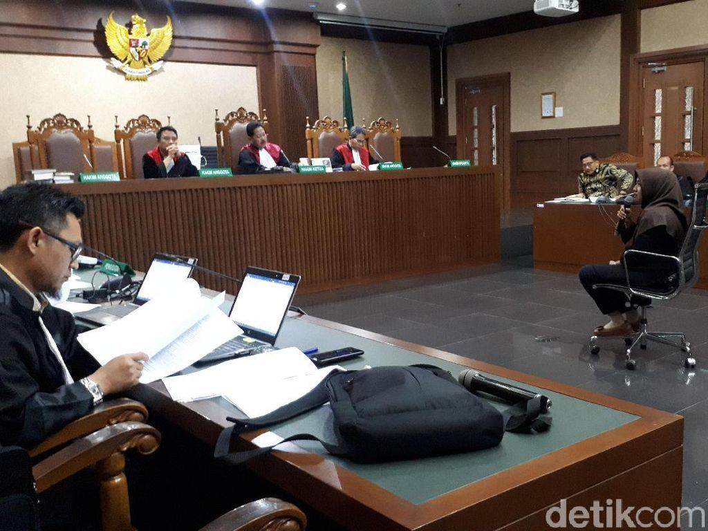 Sekretaris Bowo Sidik Dicecar soal Proposal Pembangunan Pasar di Sulut