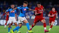 Prediksi Matchday Ke-5 Liga Champions Napoli Vs Liverpool