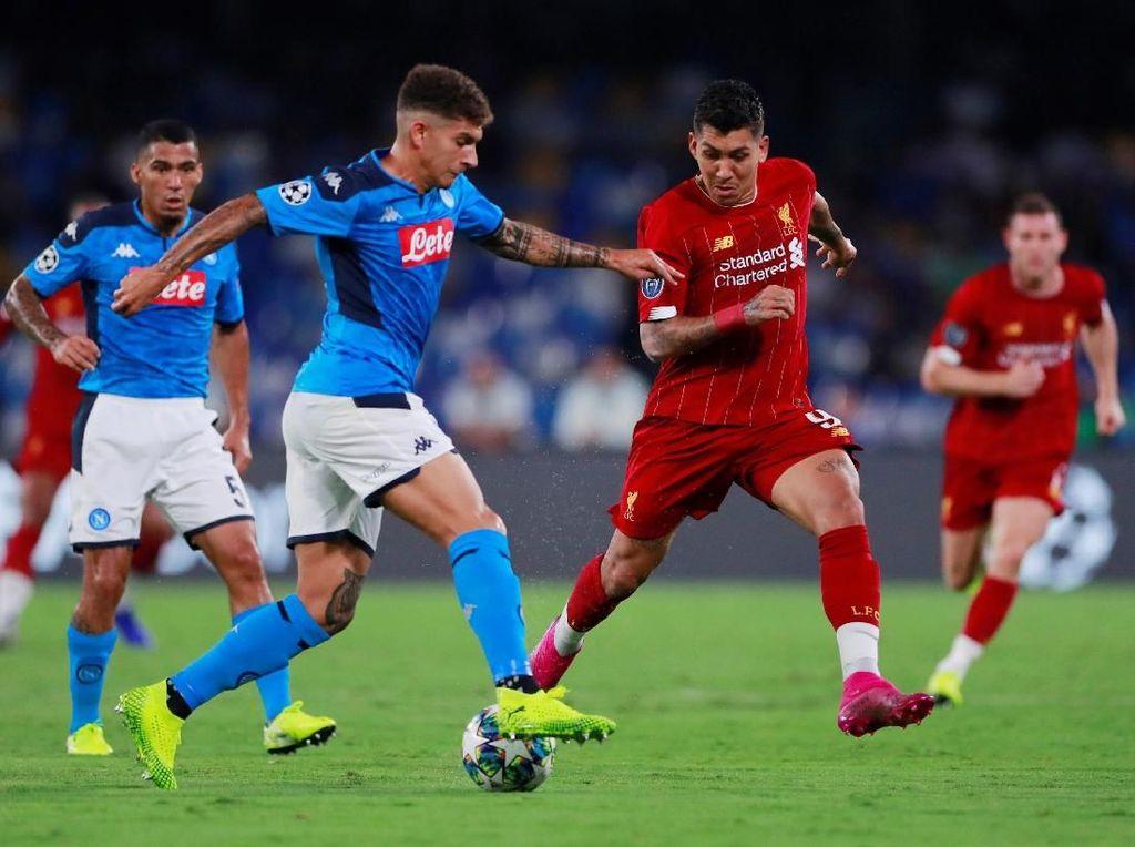 Napoli Memburu Momentum Kebangkitan di Anfield