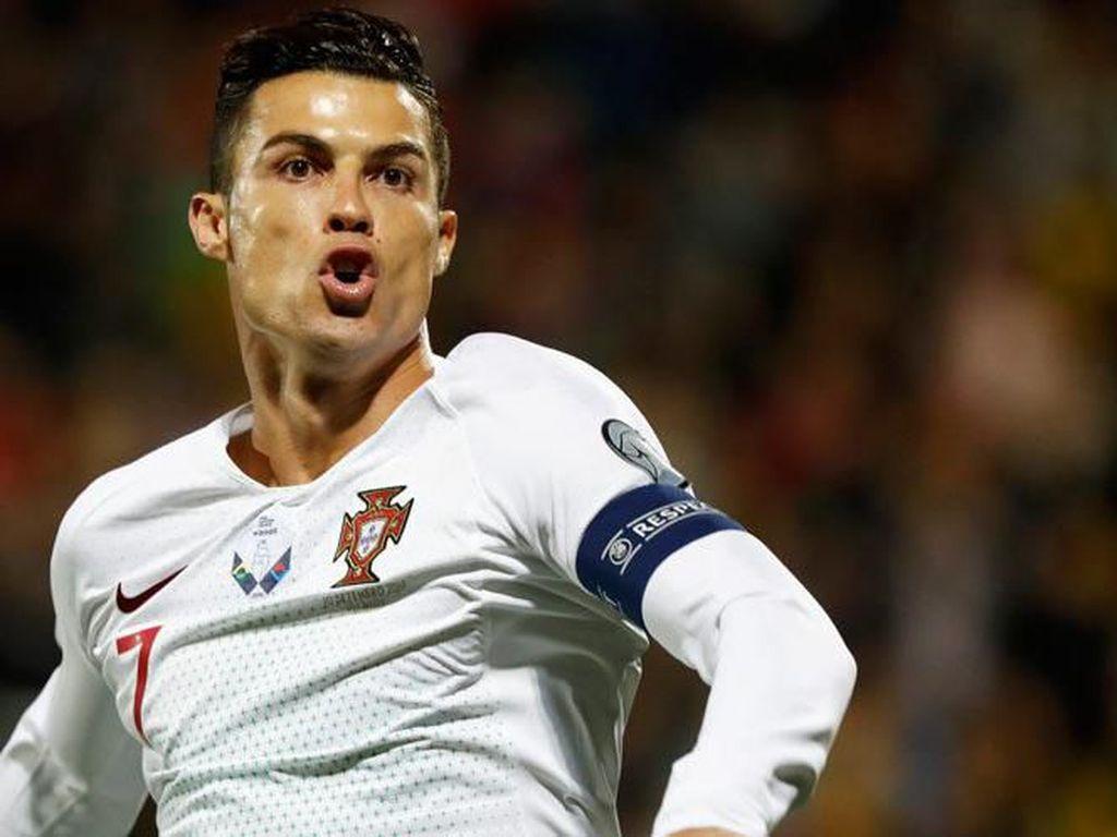 Cristiano Ronaldo Cari Edna, Wanita Pemberi Burger Gratis