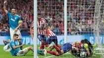 Set-piece Mematikan Atletico Gagalkan Pesta Kemenangan Juventus