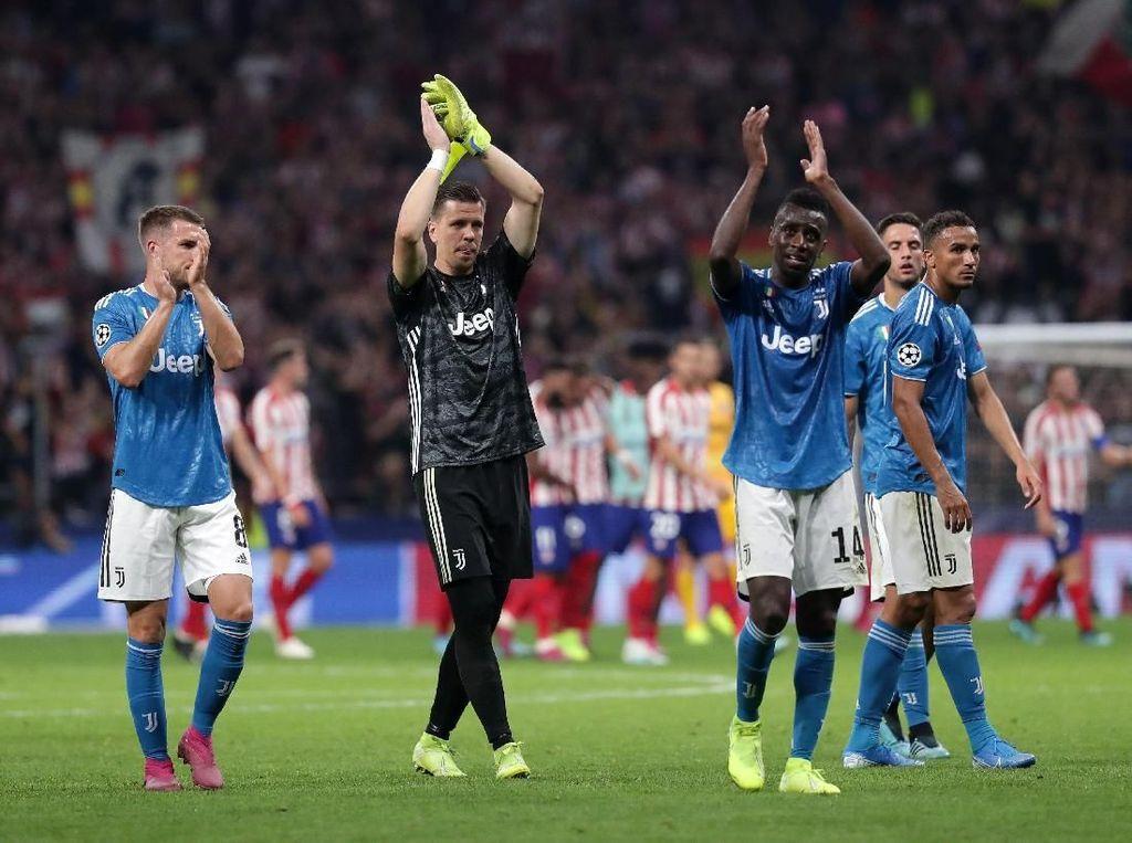 Soal Scudetto, Szczesny Perhitungkan Inter, Lazio, dan Roma