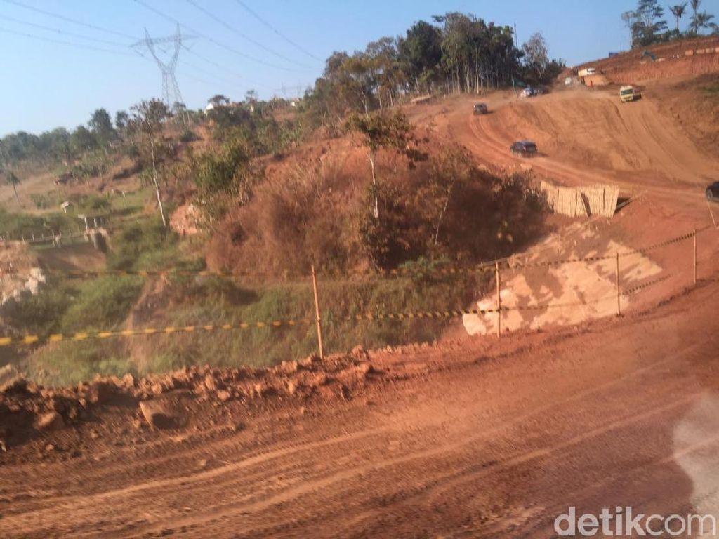Masih Pembebasan Lahan, Ini Progres Jalan Tol ke Bandara Kertajati