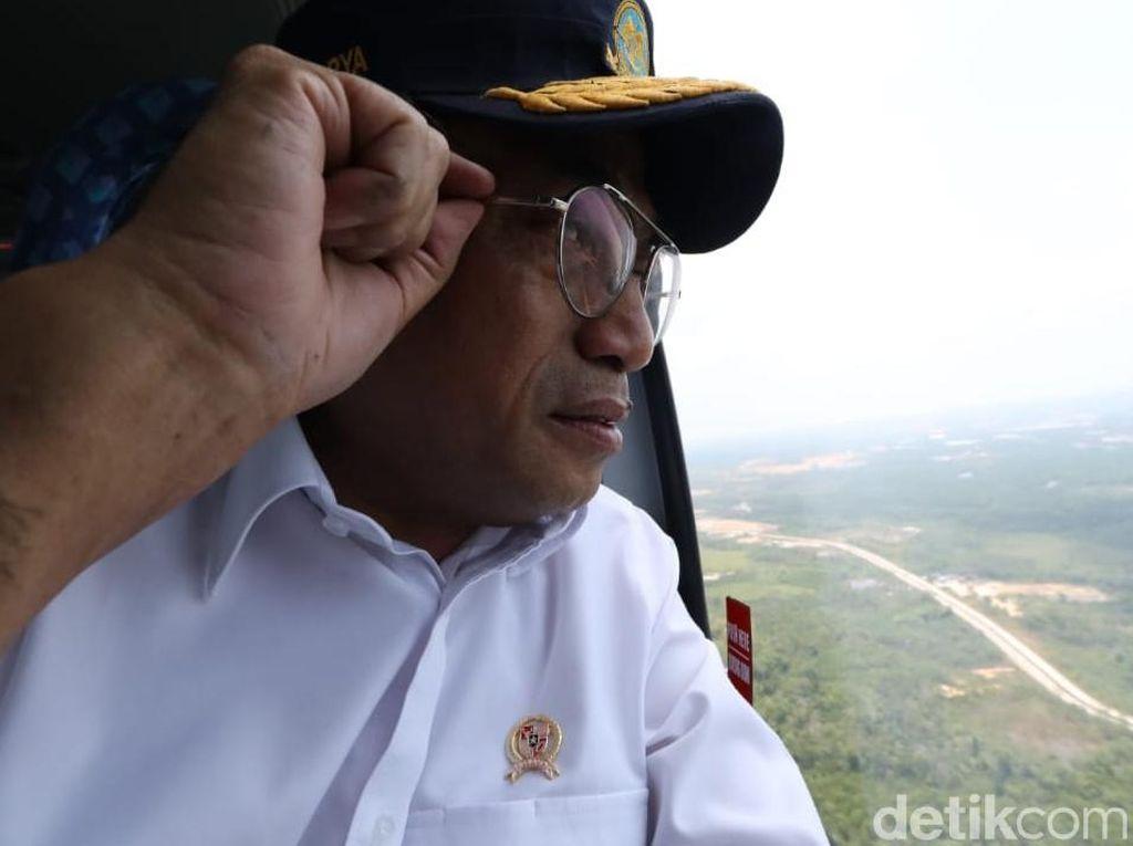 Kesan Menhub dan Menlu di Ujung Kabinet Kerja Jokowi