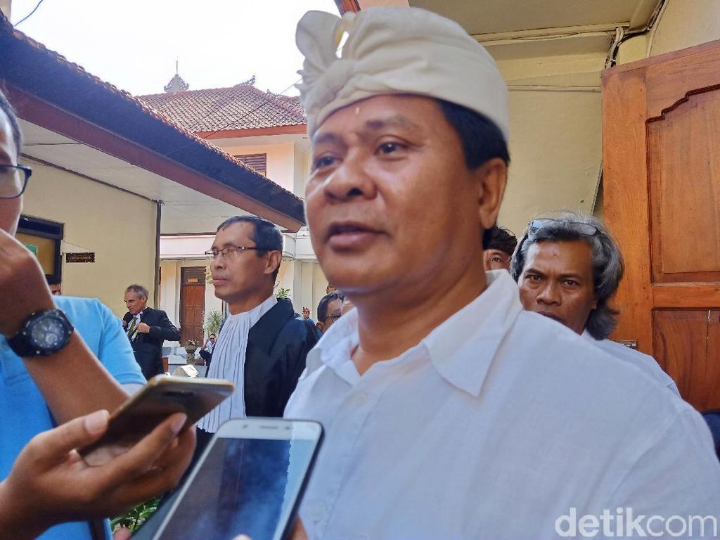 Dijenguk Akbar Tandjung, Eks Wagub Bali Sudikerta Dapat Dukungan Moral