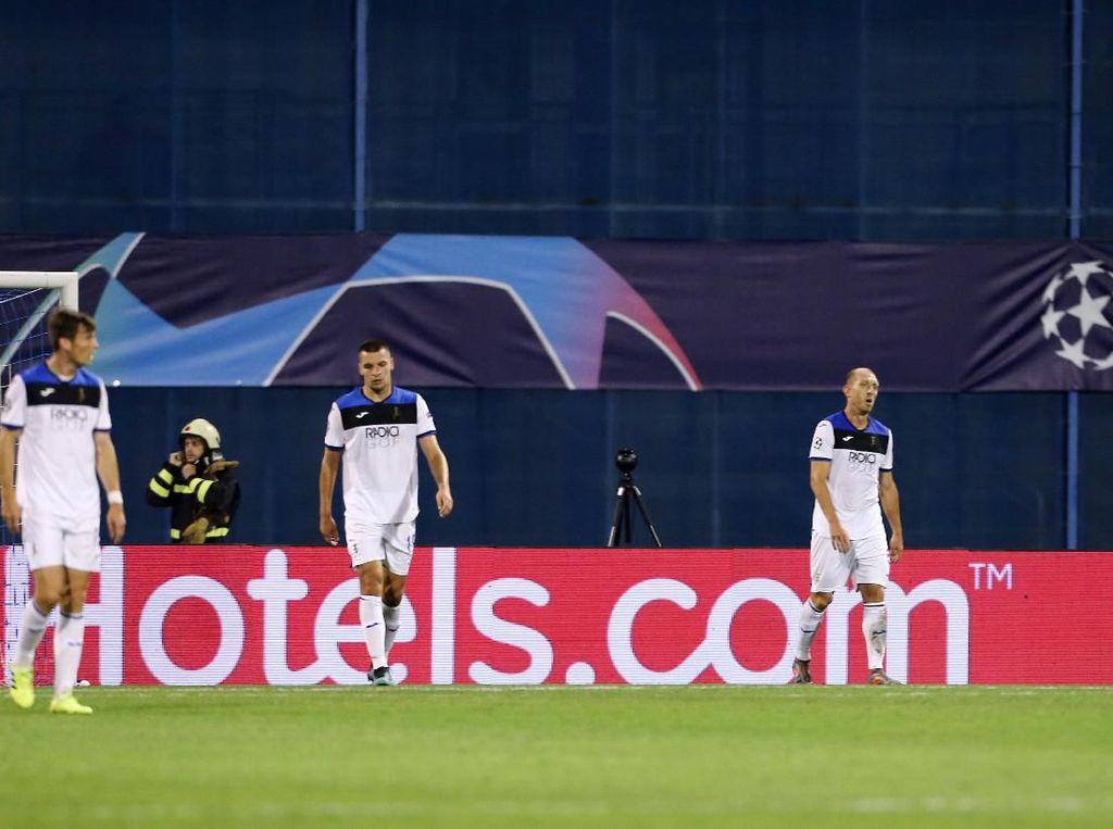 Debut Tragis Atalanta di Liga Champions