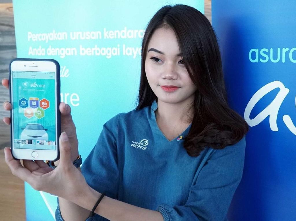 Aplikasi Jual Beli Mobil Garda Mobile Otocare 5.0