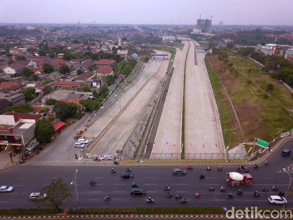 Daftar Tol Jabodetabek yang Gagal Operasi di Akhir Periode 1 Jokowi