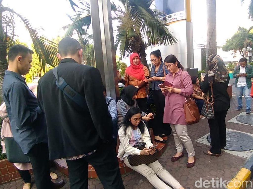 Pegawai di Gedung Tinggi Surabaya Rasakan Guncangan Gempa Tuban