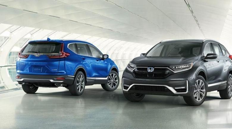 Honda CR-V Diperbarui, Kini Ada Versi Hybrid