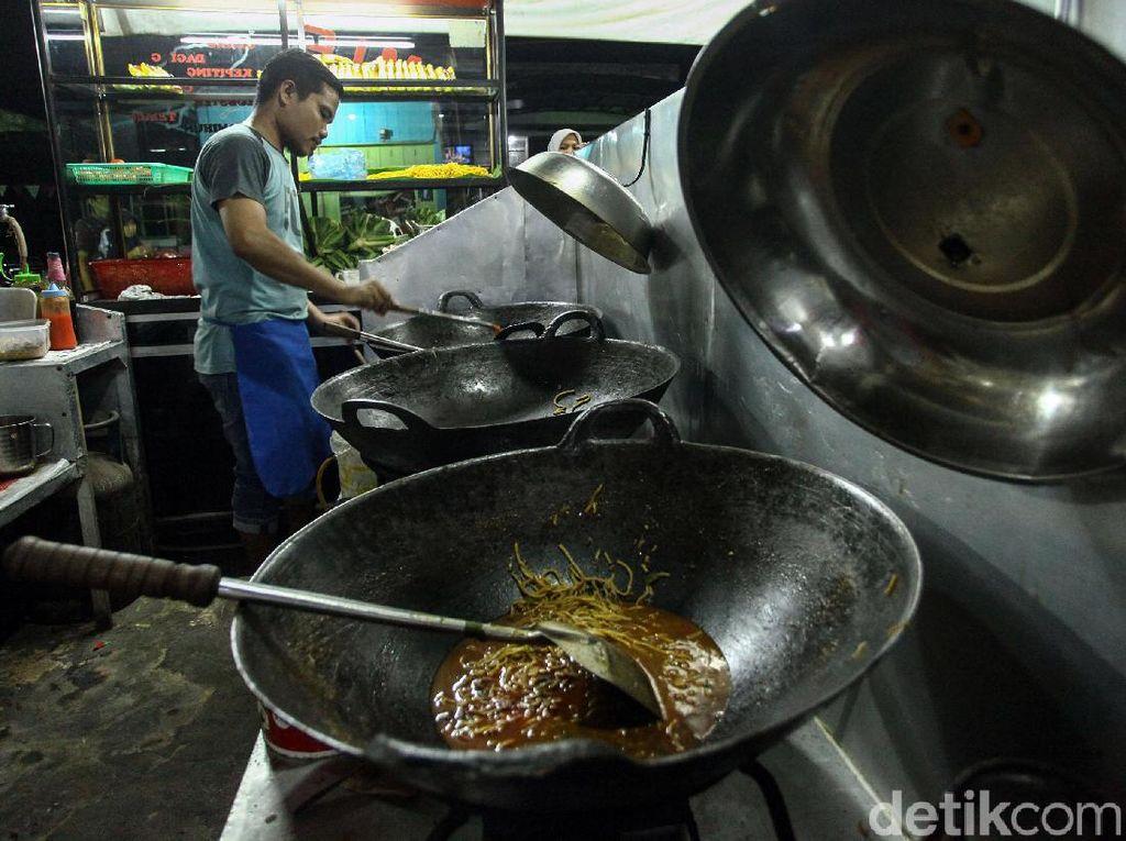 Skenario Terburuk Industri Makanan Imbas Corona