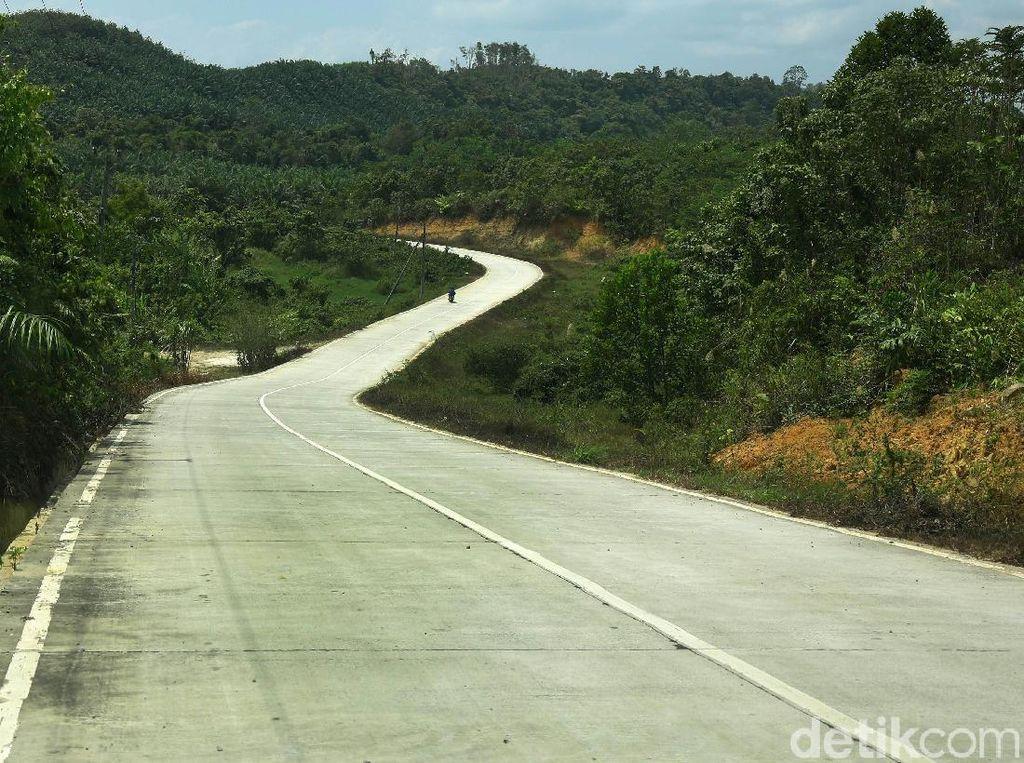 Pemerintah Siapkan Rp 300 M Bangun Jalan Pertama Ibu Kota Baru