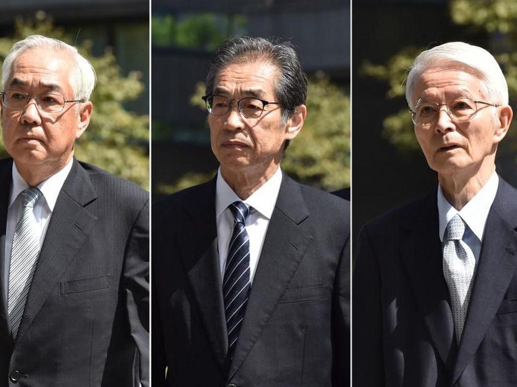 3 Bos Operator Nuklir Fukushima Bebas dari Jerat Hukum, Publik Marah