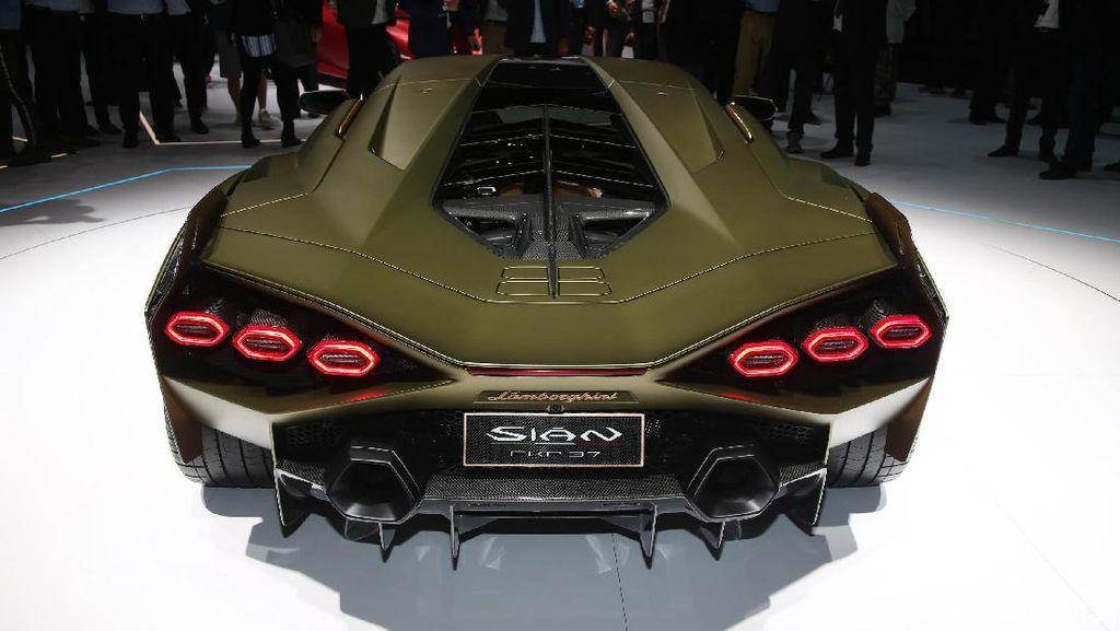Ini Bukan Pesawat Tempur, Tapi Lamborghini Tercepat Rp 31 Miliar