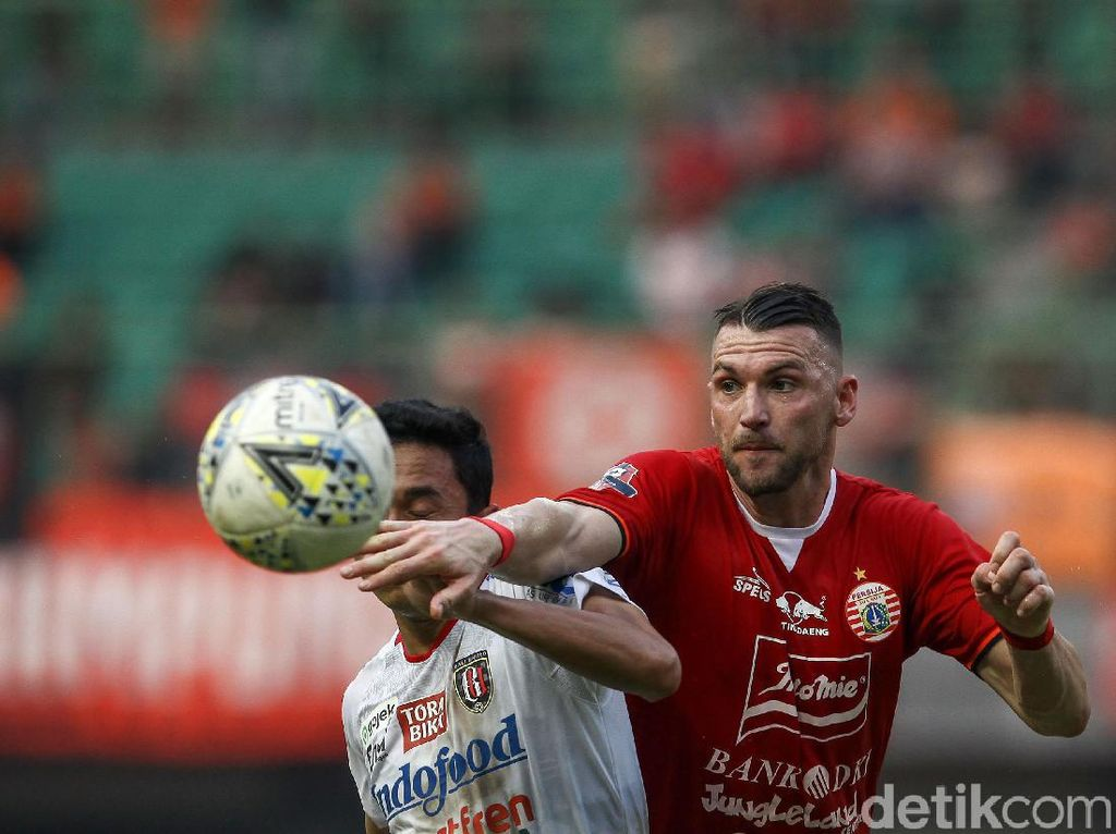 Dibayangi Ancaman Degradasi, Persija Hadapi 11 Final di Liga 1