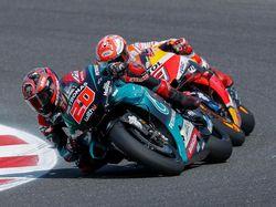 Ambisi Quartararo: Jadi Juara Dunia Saat Marquez Ikut Balapan