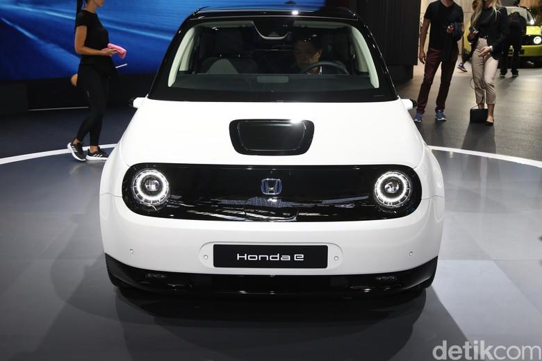Mobil listrik Honda E. Foto: Honda via Newspress