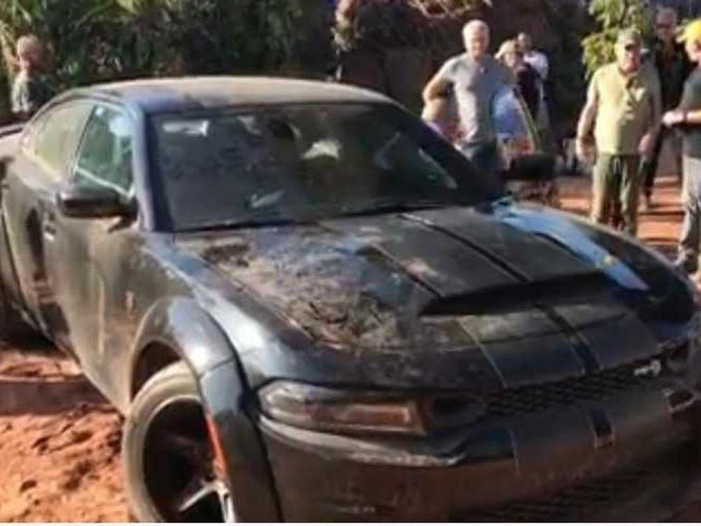 Syuting Fast & Furious 9, Vin Diesel Pamer Dodge Charger
