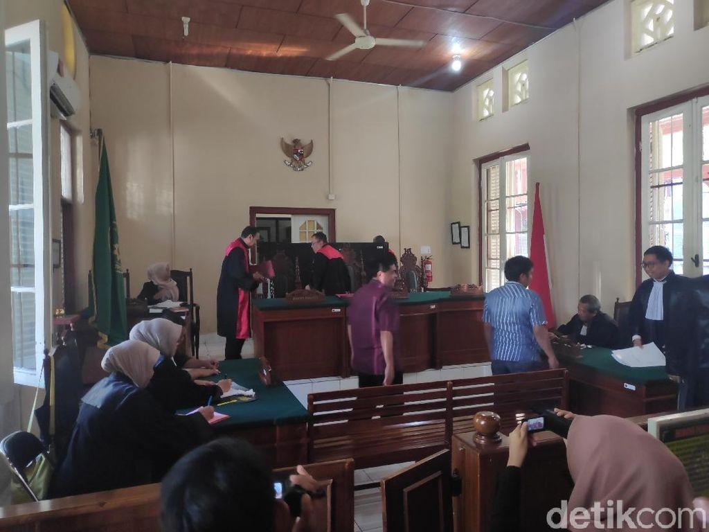 Eks Sekretaris KPU Makassar Didakwa Korupsi Rp 6,4 Miliar