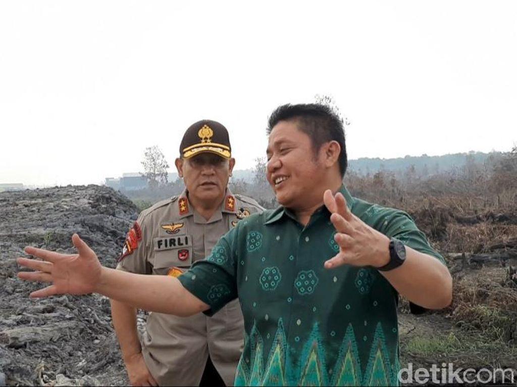 Ke Malaysia Meski Dilarang karena Karhutla, Gubernur Sumsel Langsung Pulang