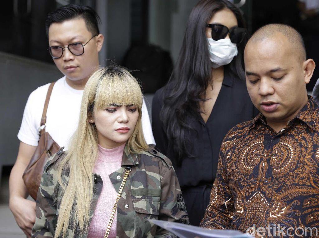 Rekan Kerja Jadi Pelaku Penyebar Konten Pornografi Dinar Candy