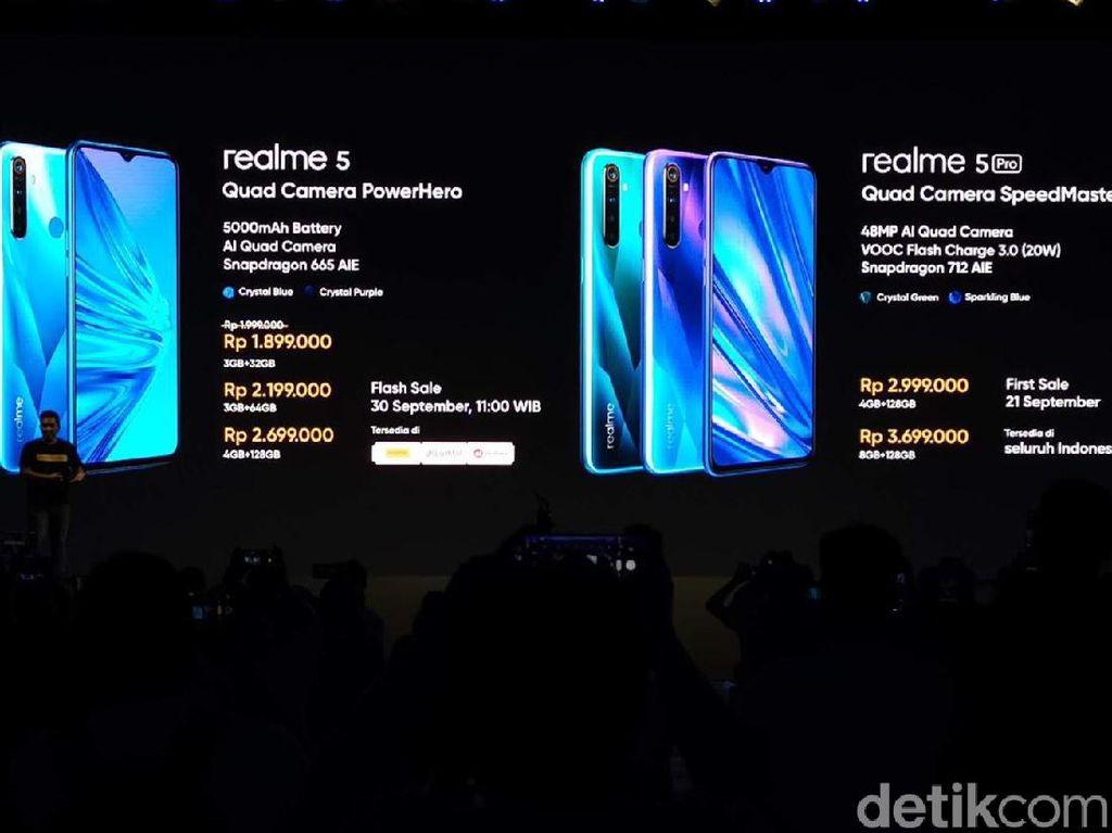 Membahas 4 Kamera Belakang di Realme 5 Pro