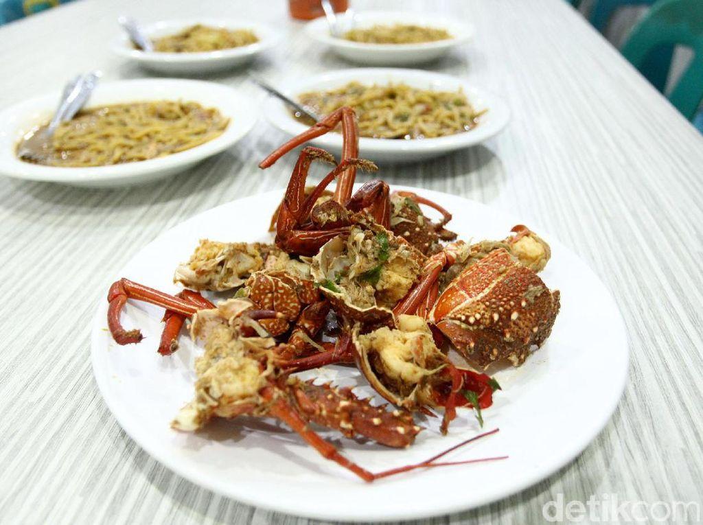 Kuliner Rekomendasi Khas Simeulue: Mie Lobster
