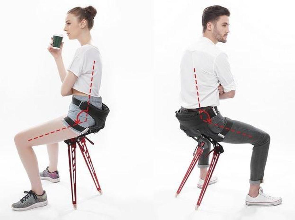 Kursi Ini Akan Mengubah Cara Kamu Traveling