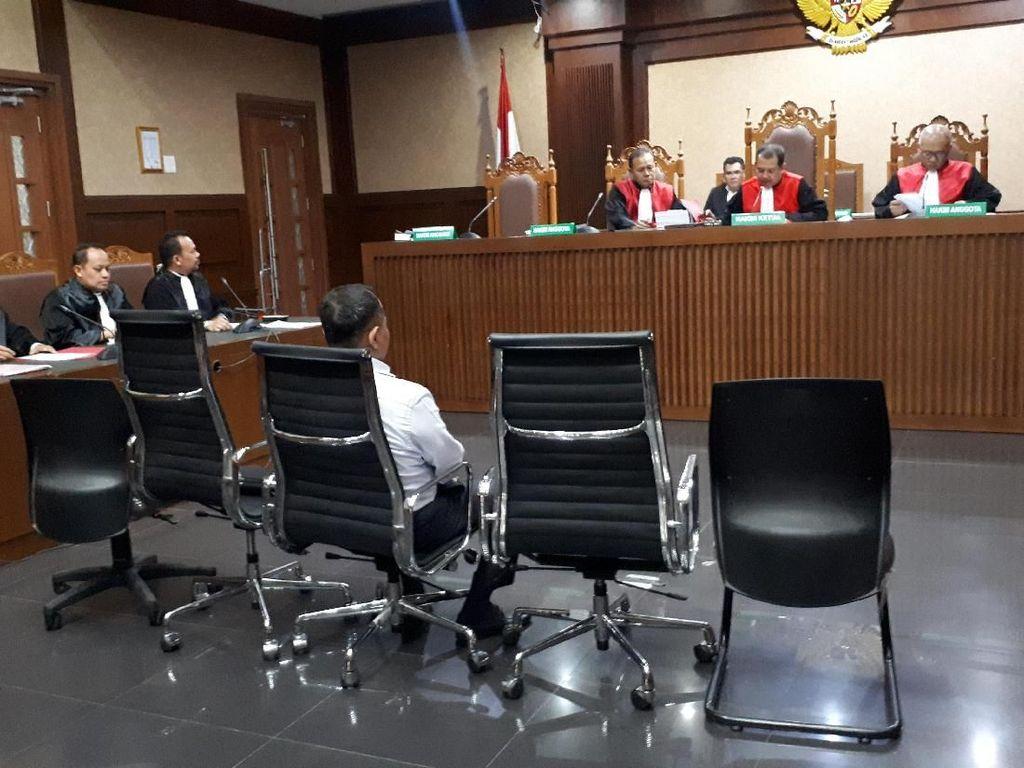 Sendy Pericho Didakwa Suap Eks Aspidum Kejati DKI Rp 350 Juta