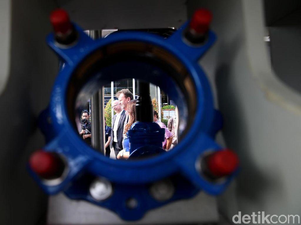 Mengintip Pameran & Forum Industri Air Bersih