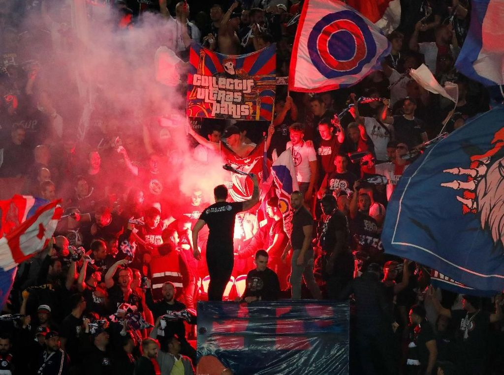 Mantap di Puncak Klasemen, PSG Libas Lille 2-0